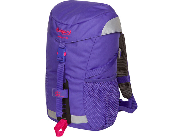 Bergans Nordkapp Daypack 12l Kinder light primulapurple/hot pink